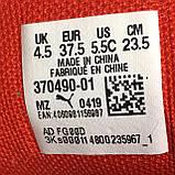 Кроссовки puma puma rebound layup lo 370490-01 37,5 размер, фото 6