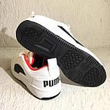 Кроссовки puma puma rebound layup lo 370490-01 37,5 размер, фото 8