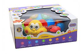 Развивающая интерактивная игрушка «Добрый жук» 7013 UA