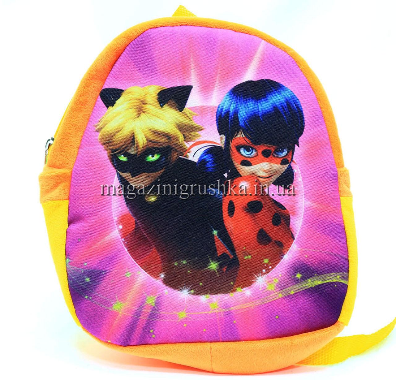 Рюкзак детский для ребенка Леди Баг и Суперкот 00200-10
