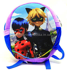 Рюкзак детский для ребенка Леди Баг и Суперкот 00200-11