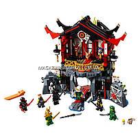 Конструктор Ninja «Храм воскресения» (809 деталей) 10806, фото 3