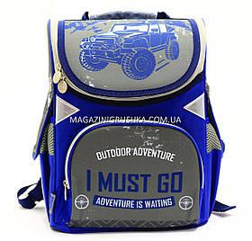 Рюкзак шкільний каркасний «Кайт» GO18-5001S-18