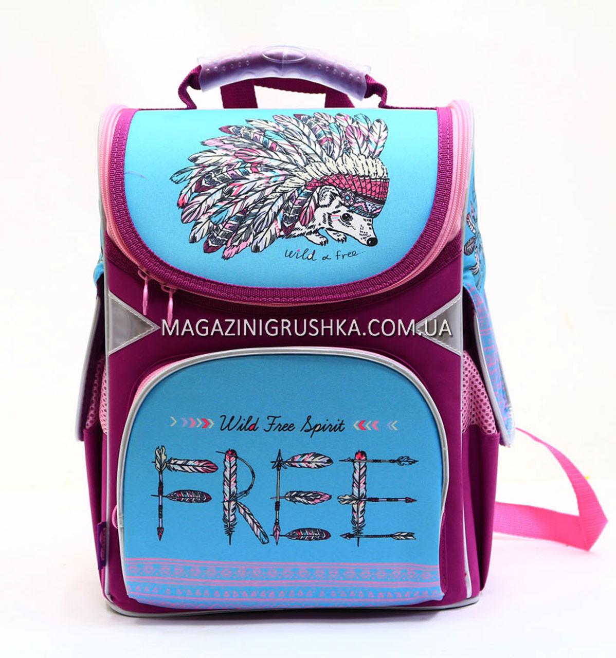 Рюкзак школьный каркасный «Кайт» GO18-5001S-2