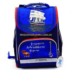 Рюкзак шкільний каркасний «Кайт» K18-500S-2
