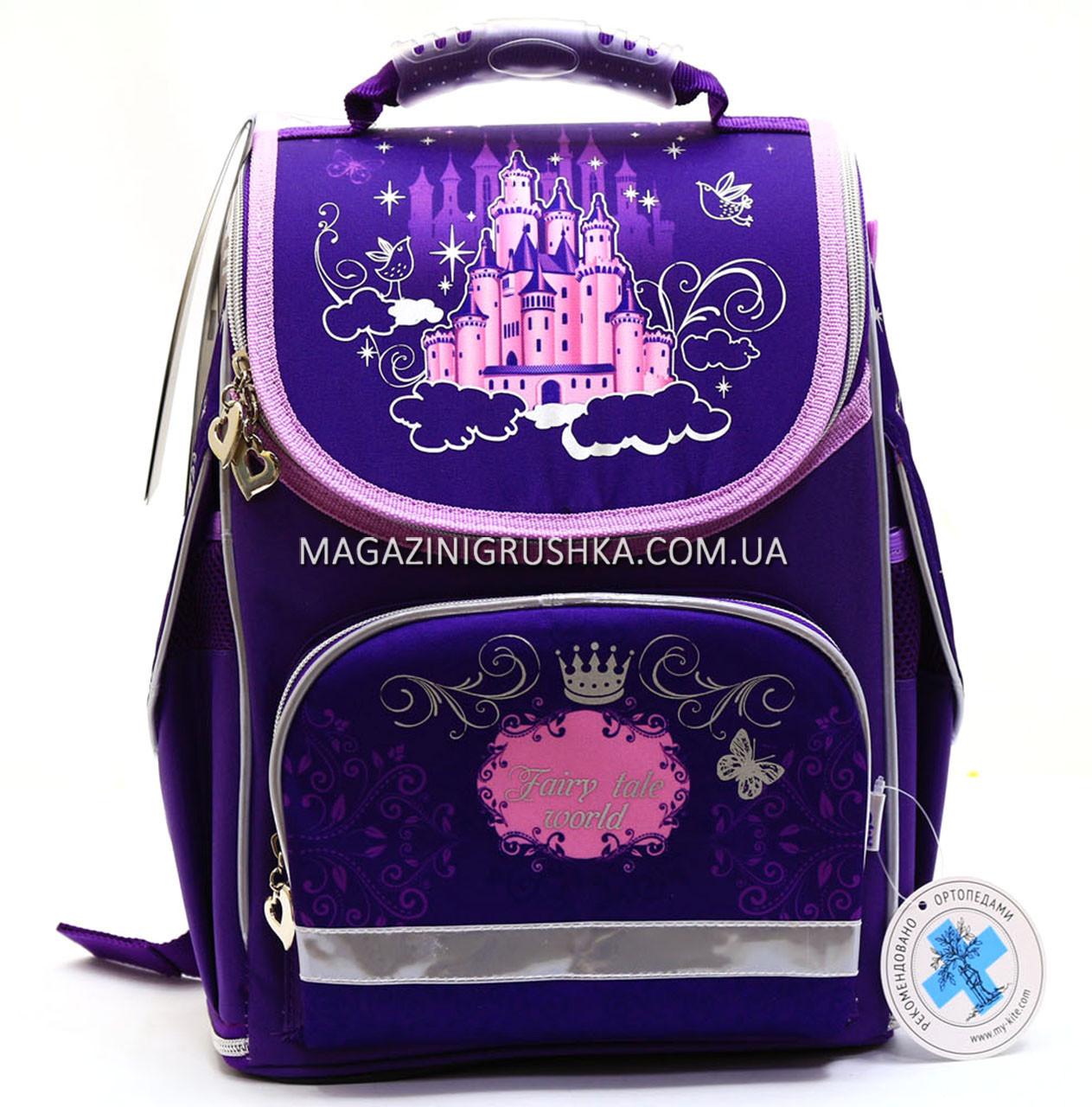 Рюкзак школьный каркасный «Кайт» K18-500S-3