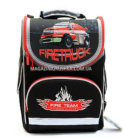 Рюкзак шкільний каркасний «Кайт» K18-501S-1