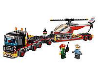 Конструктор «Cities» - Перевозка тяжелых грузов 02094, фото 3