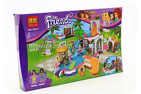 Конструктор «Friends» - Летний бассейн