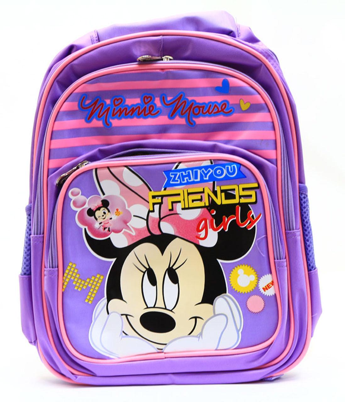 Рюкзак школьный Мини маус 0372