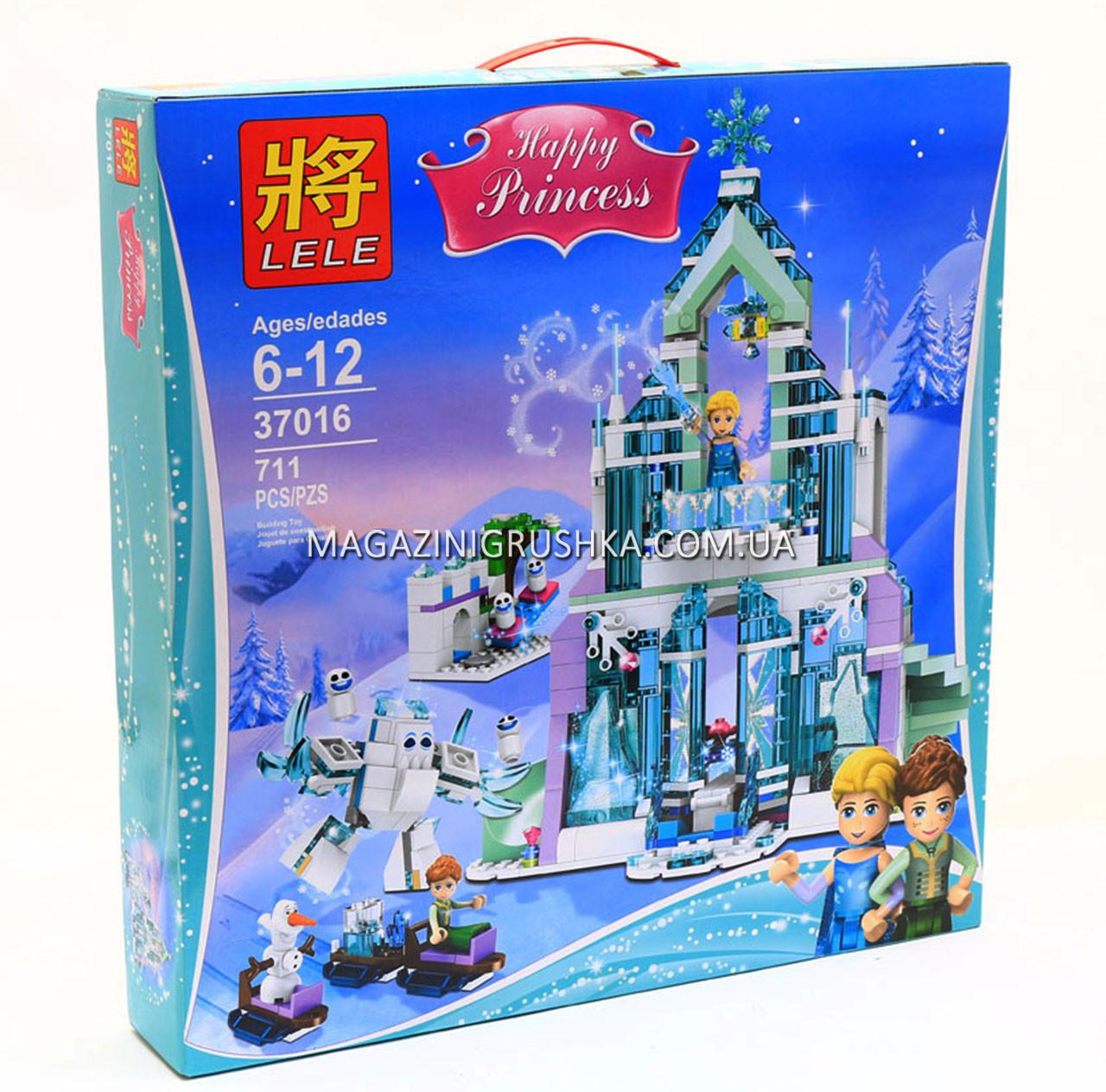 Конструктор «Princess» - Ледяной замок Эльзы 37016