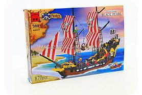 Конструктор «Пиратский корабль с пиратами»