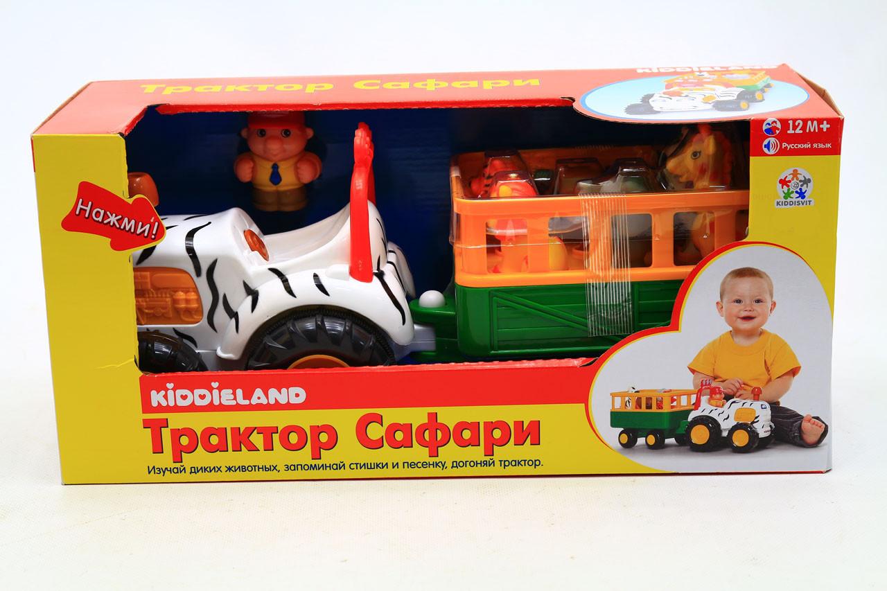Трактор сафари Kiddieland (051169)