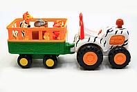 Трактор сафари Kiddieland (051169), фото 2