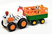 Трактор сафари Kiddieland (051169), фото 5