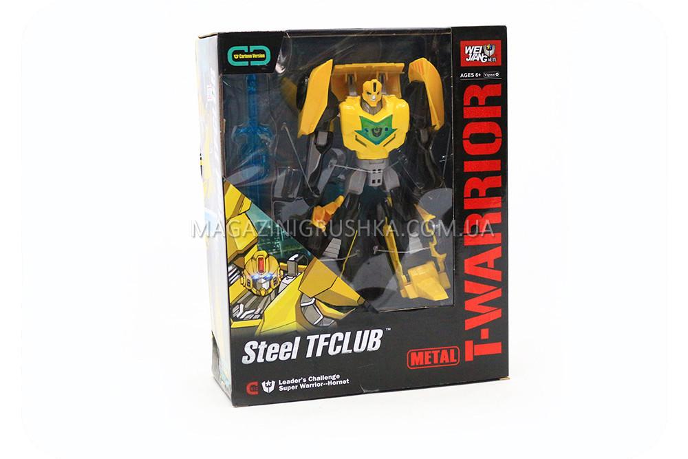 Трансформер-робот «T-warrior» - Бамблби J8018AD