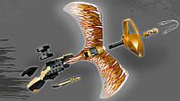 Конструктор детский спиннинг NINJA BELA Мастер аэроджицу Летающий ниндзя - Повелитель Золотого дракона 10929, фото 7
