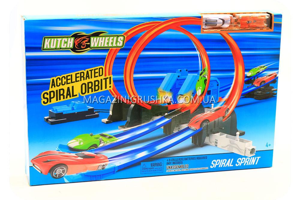 Трек «Kutch speed» 2 машинки S 8875