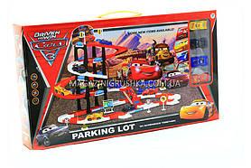 Трек-паркінг іграшковий «Тачки» 553-123