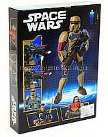 Конструктор Звёздные войны Star Wars Space Wars арт. 620 Штурмовик со Скарифа 89 деталей, фото 8