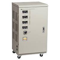Стабилизатор напряжения сервомоторный IEK СНИ3-15 кВА (12 кВт, трехфазный)