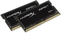SO-DIMM 2x16GB/2400 DDR4 Kingston HyperX Impact (HX424S14IBK2/32)