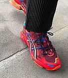 Чоловічі кросівки Asics Gel Kayano 5 OG Red репліка ААА, фото 8