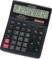 Калькулятор CITIZEN SDC-400, настол.12-разр.192*143мм