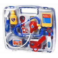 Игровой набор Same Toy Доктор в кейсе синий (7735AUt)