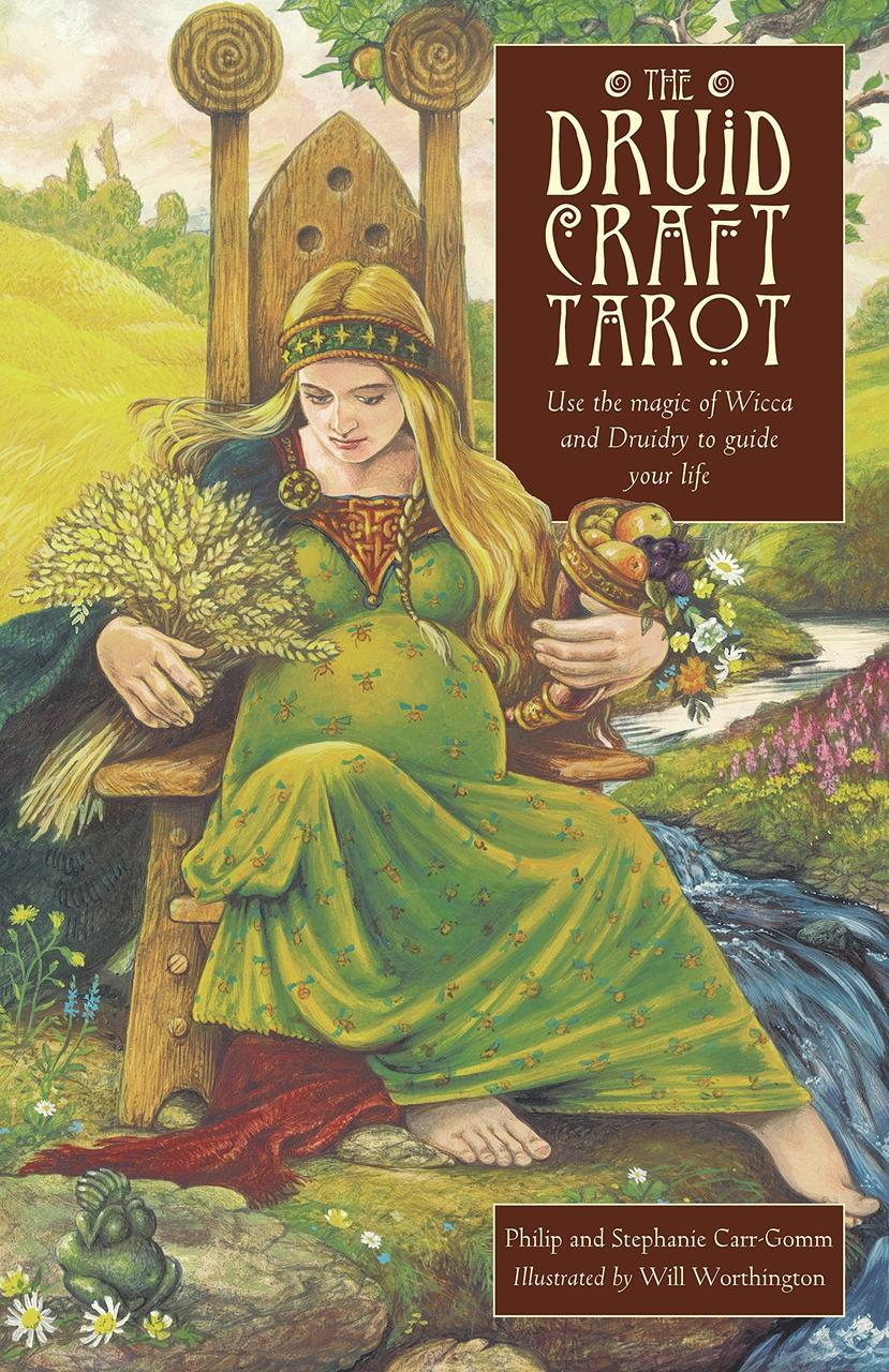 Druid Craft Tarot/ Таро Ремёсла Друидов