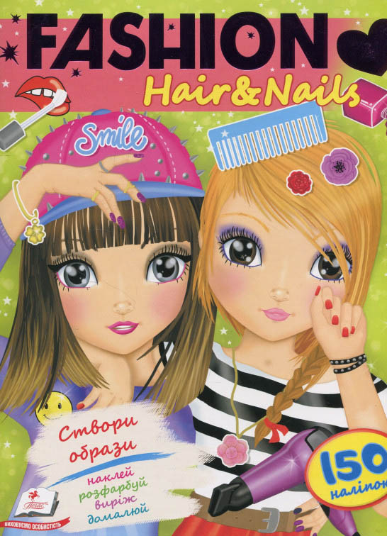 Fashion hair & nails