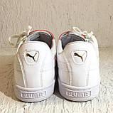 Кроссовки puma basket crush wns white (36955601) 39 размер, фото 4