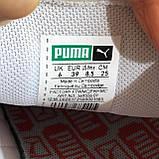 Кроссовки puma basket crush wns white (36955601) 39 размер, фото 6