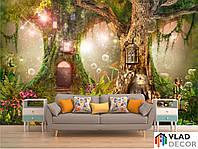 Фотообои Сказочный лес по Вашим размерам