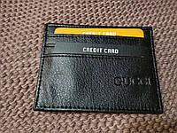 Визитница Гуччи из экокожи, гуччи женская визитница, визитка gucci, визитницы, визитница для карточек,