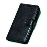 Чехол книжка для телефона Sony Xperia Z серый