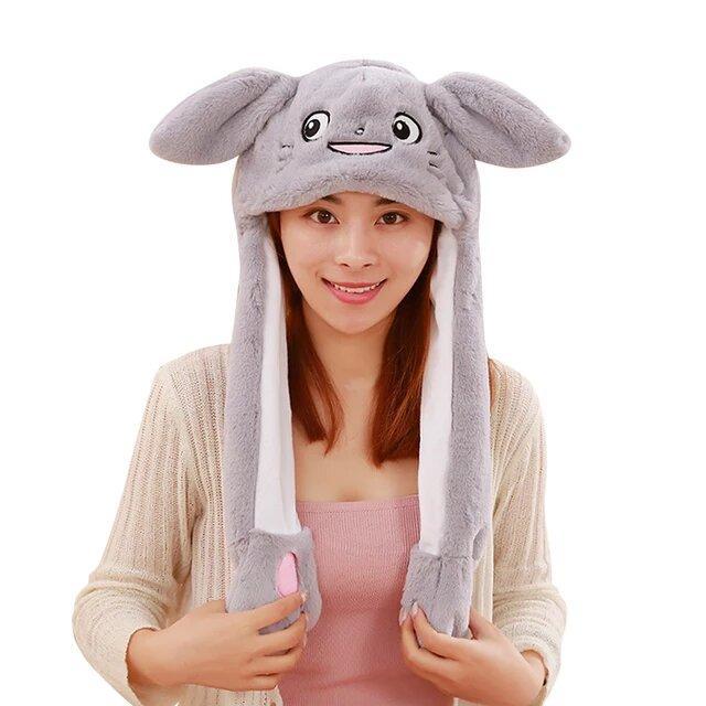 Шапочка с подвижными ушками Тоторо - Мой сосед Тоторо   Totoro - My Neighbor Totoro