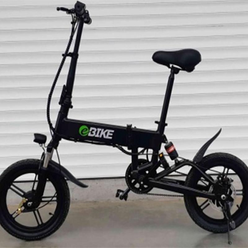 Электровелосипед E-Bike