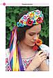 Український вінок та інші прикраси з фоамірану, фото 2