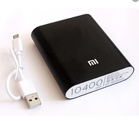 Powerbank Xiaomi Classic 10400 Mah повербанк, повер банк, power bank, портативный аккумулятор ксиоми