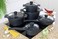 Набор посуды Edenberg EB-9185 на 10 предметов, фото 1
