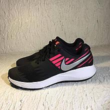 Кроссовки для бега nike star runner 907257 004 38,5 размер