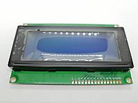Дисплей синий LCD 20X4 5V