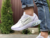Мужские летние кроссовки Nike Joyride Run Flyknit,белые, фото 3