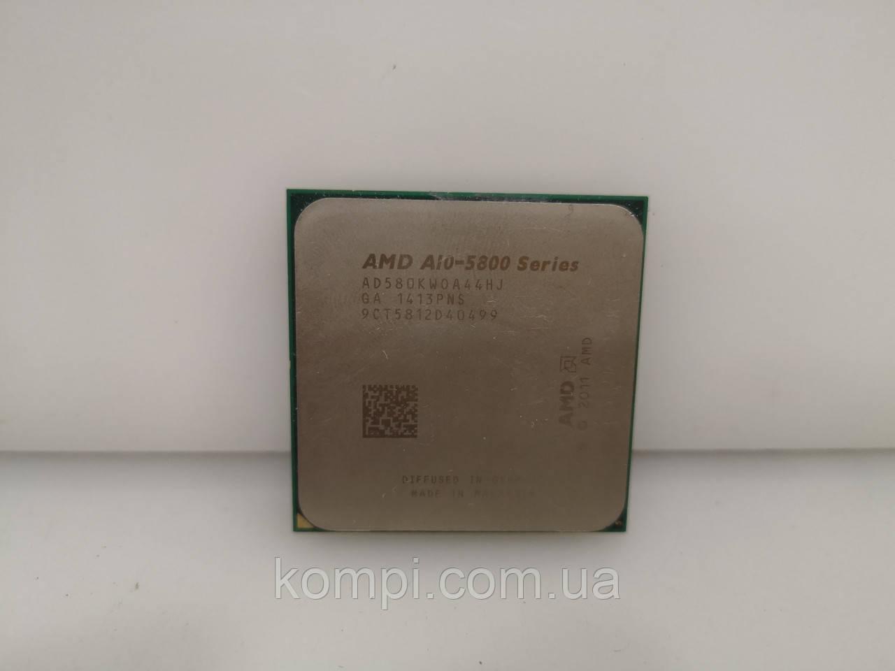 Процессор  AMD  A10-5800K  3.8Ghz - 4.2Ghz  FM2