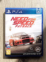 Need For Speed Payback (б/у) (рус.) PS4, фото 1