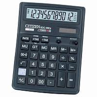 Калькулятор CITIZEN SDC-382, настол.12-разр.192*143мм