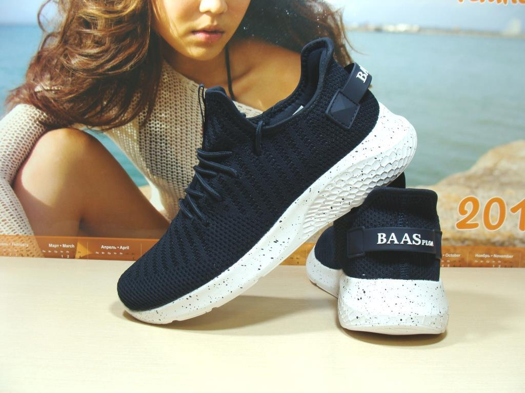 Мужские кроссовки BaaS Х синие 43 р.