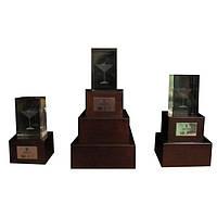 Комплект кубков с 3D-гравировкой