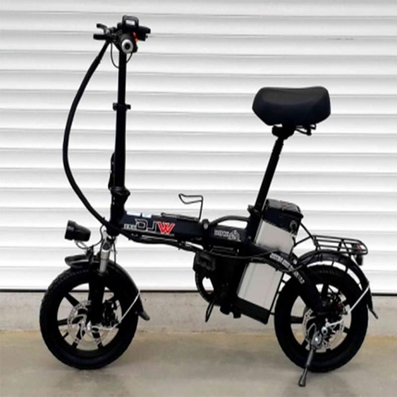 Электровелосипед DJW